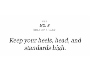 heels and quote image