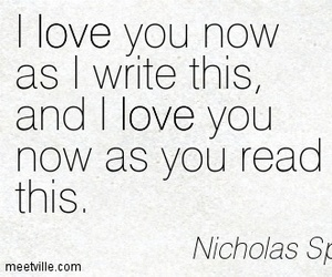 nicholas sparks, positive, and read image