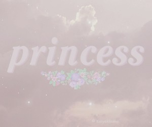 princess, pastel, and white image