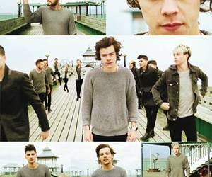 one direction, you and i, and Harry Styles image