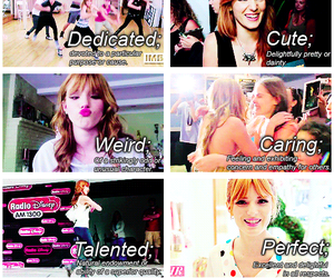 bella, thorne, and perfect image