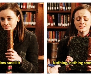 books, gilmore girls, and girls image