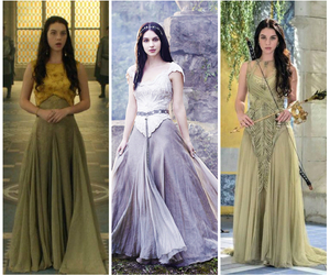 dresses and reign image
