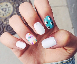 nails, bethany mota, and cute image