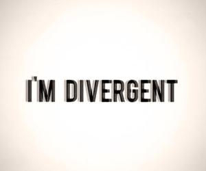 divergent, movie, and tris image
