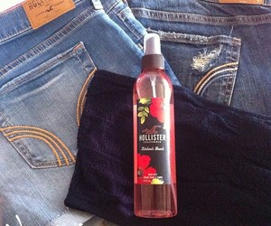 floral, hollister, and cute image