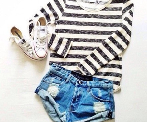 converse, fashion, and lines image