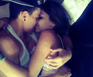 couple, kissing, and quotes image