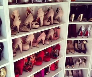 collection, high heels, and cute image