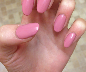 acrylics, claws, and girly image