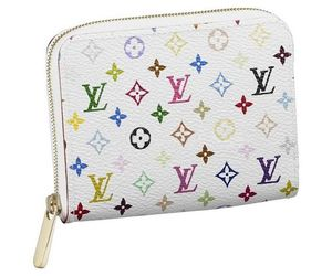 LV, monogram, and wallet image