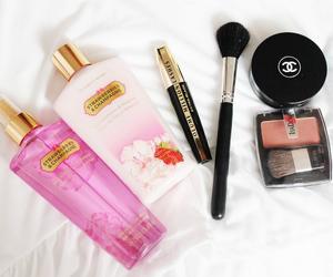 chanel, makeup, and Victoria's Secret image