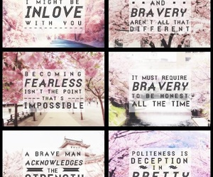 divergent, quotes, and four image
