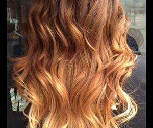 color, curly, and fabulous image