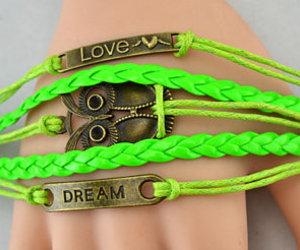 accessories, bracelet, and gift image