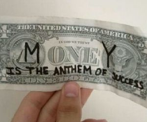 money, lana del rey, and national anthem image