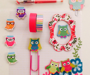 fun, happy, and owls image