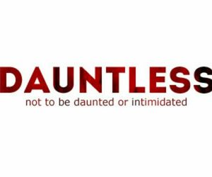 fearless, divergent, and dauntless image