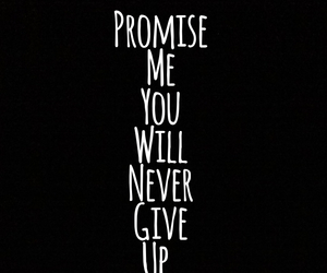 life, promise, and quotes image