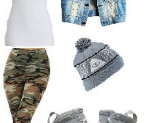 swag, clothes, and outfit image