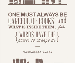 book, quotes, and cassandra clare image