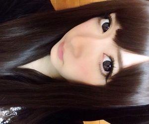 asian, hair, and kawaii image