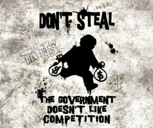 art, government, and stealing image