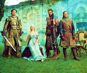 beautiful, dany, and epic image