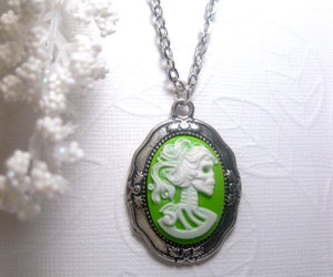 goth jewelry, gothic, and lolita necklace image