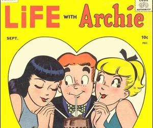 vintage, retro, and Archie image