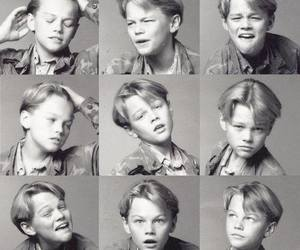 leonardo dicaprio, boy, and young image
