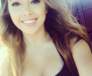 jasmine villegas and smile image