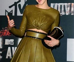 mtv movie awards, Shailene Woodley, and divergent image