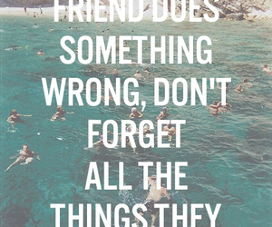 quote, beach, and true image