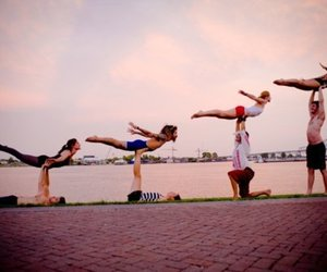 dance, fly, and photography image