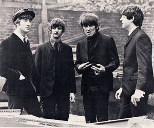 beatles, the beatles, and sixties image