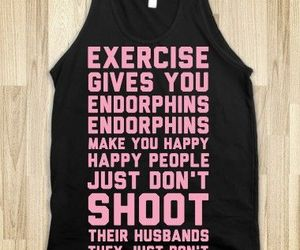 funny, legally blonde, and tank top image