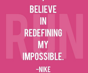 motivation, nike, and quote image