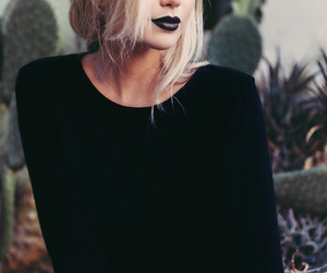 blonde and grunge image