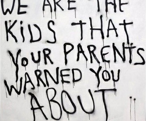 kids, quotes, and parents image