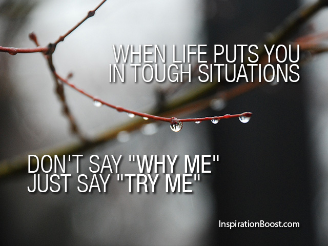 Quotes about Challenges | Inspiration Boost | Inspiration Boost