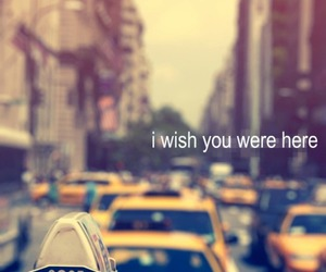 love, distance, and wish image