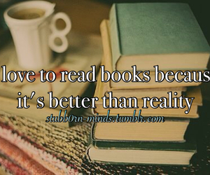 books, read, and reading image