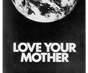 earth, love, and mother image