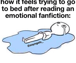 fanfic and one direction image