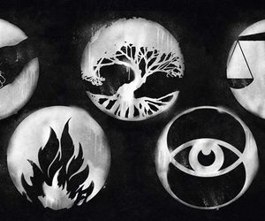 divergent and factions image