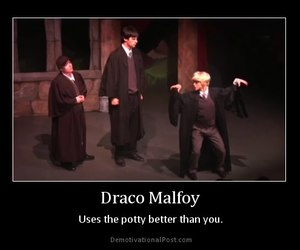 avpm, draco malfoy, and funny image