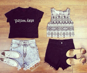 :), beautiful, and clothes image