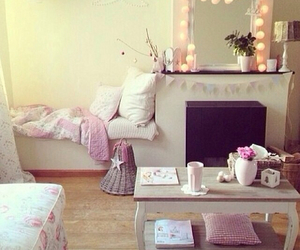 bedroom, dream room, and cute image