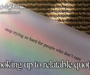 quotes and justgirlythings image